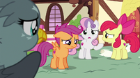 Sweetie Belle --what one thing you're supposed to do-- S6E19
