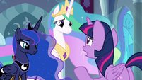 """Twilight """"I should have called on you"""" S9E2"""