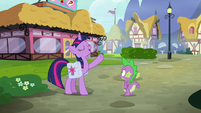 """Twilight """"all the support I can get"""" S9E16"""