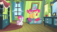 CMC hears AJ knocking on the door S4E17