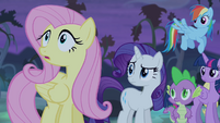 """Fluttershy """"really really hungry"""" S4E07"""