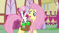 """Fluttershy """"told us to take it together"""" S9E18"""