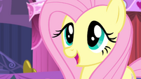 Fluttershy 'I'd be honored' S4E13