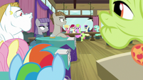 """Mudbriar """"that answer is incomplete"""" S9E16"""
