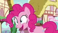 "Pinkie Changeling ""ooh, sounds awful!"" S6E25"
