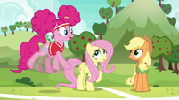 """Pinkie Pie super excited """"absolutely!"""" S6E18"""