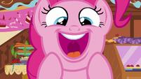 "Pinkie Pie thrilled ""it's a baby!"" S5E19"
