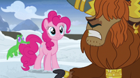 """Prince Rutherford """"yaks wait for snow to melt"""" S7E11"""