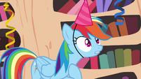"""Rainbow Dash """"I'm the series' biggest fan"""" S4E04"""