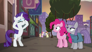 Rarity I only have a year to do it! S6E3