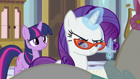 Rarity sewing S2E25