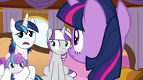 Shining Armor -you don't have to do that- S7E22