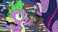 """Spike """"maybe you just don't like"""" S8E24"""