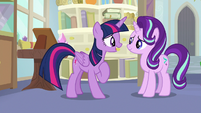 "Twilight ""I'll always be available to help"" S9E20"