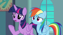 """Twilight """"why are you doing this for him?"""" S6E24"""