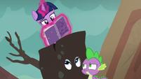 Twilight --her behavior does seem contradictory-- S6E5