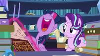 """Twilight Sparkle """"do the banishing spell herself!"""" S7E26"""