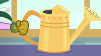 Twilight Sparkle sets her watering can down EGDS8