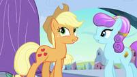 Applejack 'Gotta renew that spirit of love' S3E2