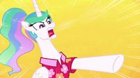 """Celestia bellows """"calm down, Luna!"""" S9E13"""