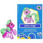 Crystal-Shine Mystery Pony Apple Stars