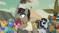 """Dr. Caballeron """"then I saw an opportunity"""" S7E18"""