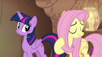 Fluttershy -in fact, if I had rested- S7E20
