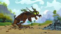 King Timberwolf Explodes 1 S3E09