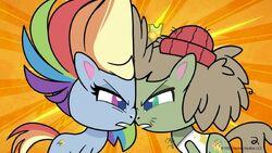 MLP Pony Life ComicBook - Time For Battle.jpg