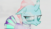 Ocellus appears through the smoke S9E15