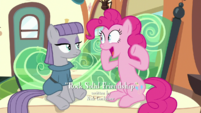 """Pinkie Pie """"We don't have to decide right now"""" S7E4"""