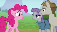 """Pinkie Pie """"let's start over"""" S8E3"""
