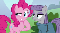 """Pinkie Pie """"unless they're invisible"""" S8E3"""