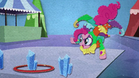 Pinkie Pie dressed as a jester BFHHS5