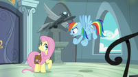 """Rainbow """"we're the only ponies who know"""" S9E21"""