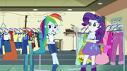 """Rainbow Dash """"You really didn't have to"""" EG3.png"""