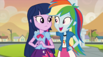 """Rainbow Dash """"this being my band and all"""" EG2"""
