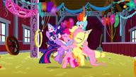 S01E25 Pinkie obejmuje przyjaciółki