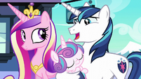 """Shining """"We have Sunburst to thank for that"""" S6E2"""