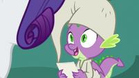 """Spike """"absolutely"""" S9E19"""