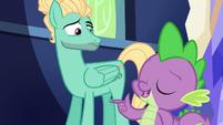 "Spike ""make sure you do it right"" S6E11"
