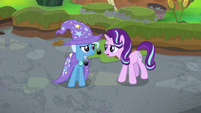 "Starlight ""Trixie, go with the students!"" S9E20"