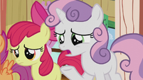 Sweetie Belle -why not-- S5E18