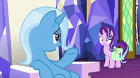 "Trixie ""right after I did the spell"" S7E2"