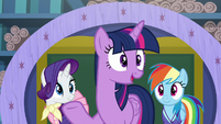 """Twilight """"being friends is so important to them"""" S8E17"""