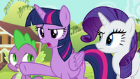 "Twilight ""everything you're doing is"" S6E10"