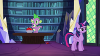 """Twilight """"terrible things could happen"""" S5E22"""