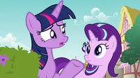 """Twilight """"that's not what she was saying!"""" S7E14"""