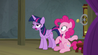"Twilight Sparkle ""do I wanna know?"" S8E7"
