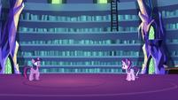 Twilight begins Starlight's shielding lesson S6E21
